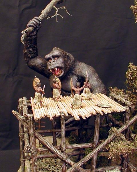 Kong S Rampage